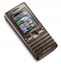 Sony Ericsson K770i Natural Brown