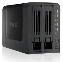 Server Thecus N2310 (AMCC APM 86491 800Mhz, RAM 512MB, HDD none, Power Supply 40W)