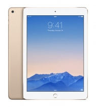 Apple iPad Air 2 (iPad 6) Retina 128GB iOS 8.1 WiFi Gold