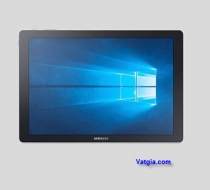 Samsung Galaxy TabPro S (Dual-Core 2.2GHz, 4GB RAM, 128GB SSD, 12 inch, Windows 10) WiFi 4G LTE Model Black