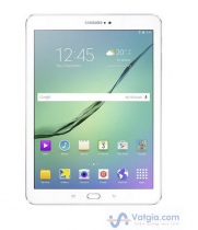 Samsung Galaxy Tab S2 9.7 (SM-T819) (Quad-core 1.8GHz Cortex-A72 & quad-core 1.4GHz Cortex-A53, 3GB RAM, 32GB Flash Driver, 9.7 inch, Android OS v6.0) WiFi, 4G LTE Model White