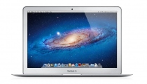 Apple MacBook Air (MD231LL/A) (Mid 2012) (Intel Core i5-3427U 1.8GHz, 4GB RAM, 128GB SSD, VGA Intel HD Graphics 4000, 13.3 inch, Mac OS X Lion)