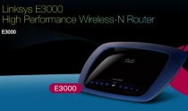 Accesspoint Wireless Router Linhksys E3000