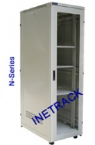 INETRACK 19`` Cabinet For Server 27U (600 x 600) N-Series