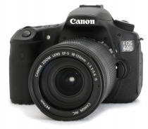 Canon EOS 60D (18-135mm F3.5-5.6 IS UD) Lens kit