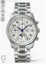 Đồng hồ đeo tay The Longines Master Collection L2.673.4.78.6