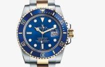 Rolex Submariner Date  Oyster, 40 mm, steel and yellow gold 116613LB