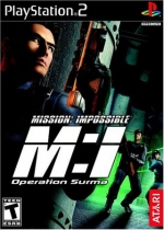 Mission: Impossible Operation Surma (PS2)