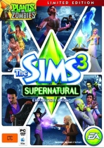 The Sims 3 Supernatural (PC)